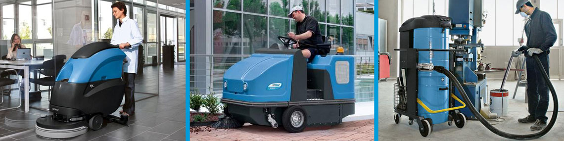 FIMAP - Floor cleaning scrubbing machines, sweeping machines and industrial vacuum cleaners